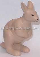 Promotional Kangaroo Shape Stress Ball