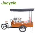 CE certification 3 wheel electrical Coffee bike