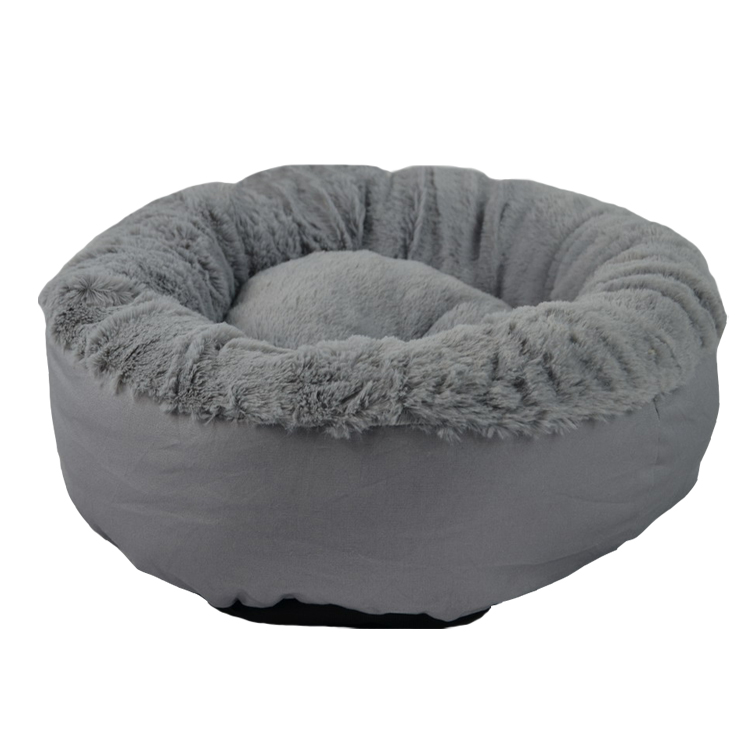 PV Fleece Canvas Dog Bed Small Animals Pet Cushion Cat Bed Cushion For Cat