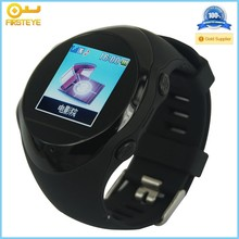 2013 smart watch phone for elderly watch mobile phone GPS tracker, SOS