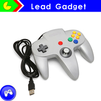 for N64 game pad game controller for Nintendo N64 for n64 joystick usb for wii