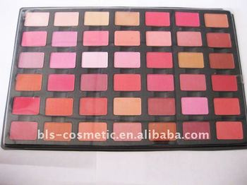 42 Colors Blush Blusher Palette Color Make UpPro Magnetic Palette Refill Pan 36mm,42mm