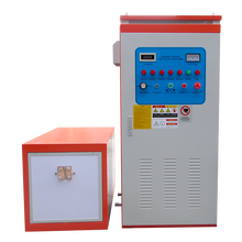 IGBT full solid state super frequency induction heating machine