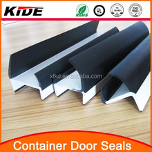 hotsale China grey colour pvc/EPDM container rubber door seals