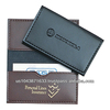 TS603 4-1/4 x 2-1/2 Turned and Sewn Vinyl Business Card Case