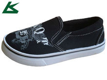 2012 New Design Kids Injection Canvas Shoes