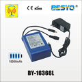 Rechargeble lithium ion battery BY-16366L