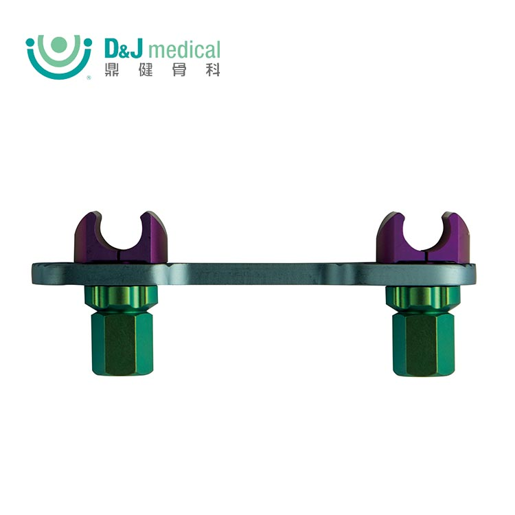 New design orthopaedic 2.0 straight locking plate with high quality