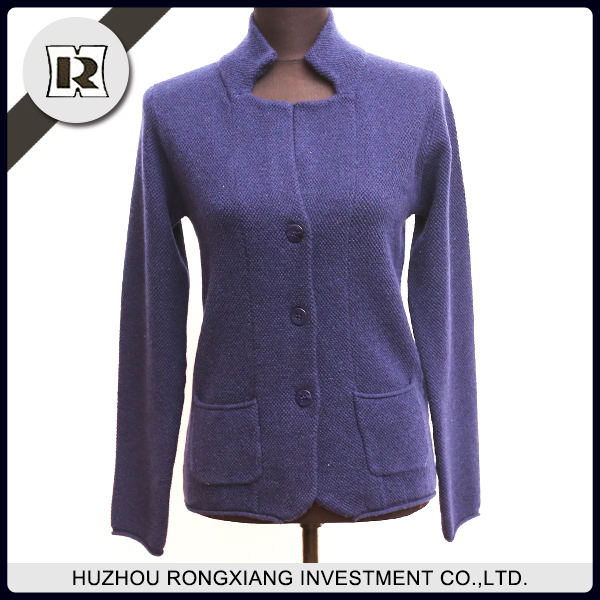 Ladies warm fashion bulk price cardigans for Wholesale