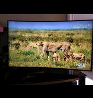 Wholesale price 55 inch 4k smart tv UN55JU6500 Curved 55-Inch 4K Ultra HD Smart LED TV