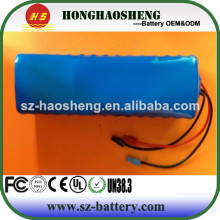 18650 battery pack for electric vehicle bike battery price 36v 10ah battery pack