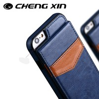 new arrival detachable nature wallet leather case for iphone5 6 plus