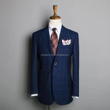 Tailor or wholesale chinese collar suit for men