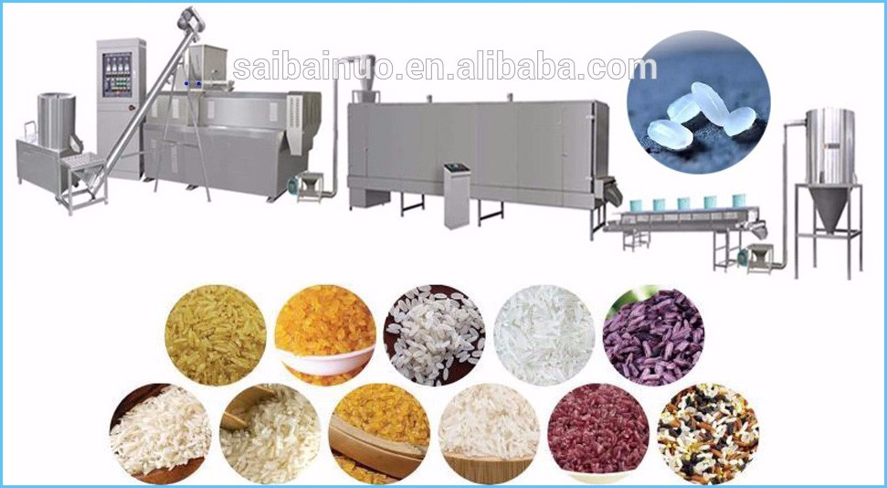 Fully automatic artificial nutrition rice machine/making/processing machine/production