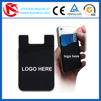 Silicone promotional logo printed cheap cell phone case with silicone promotional logo printed cheap cell phone case with business card holder colourmoves