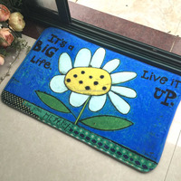 Entrance Welcome Custom Digital Printed Doormats