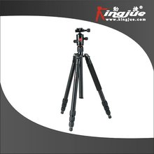 High quality professional photography equipment,camera tripod upgraded version with twist lock AC-258+QE-0T