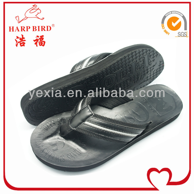 fantastic and nice PU slipper for men