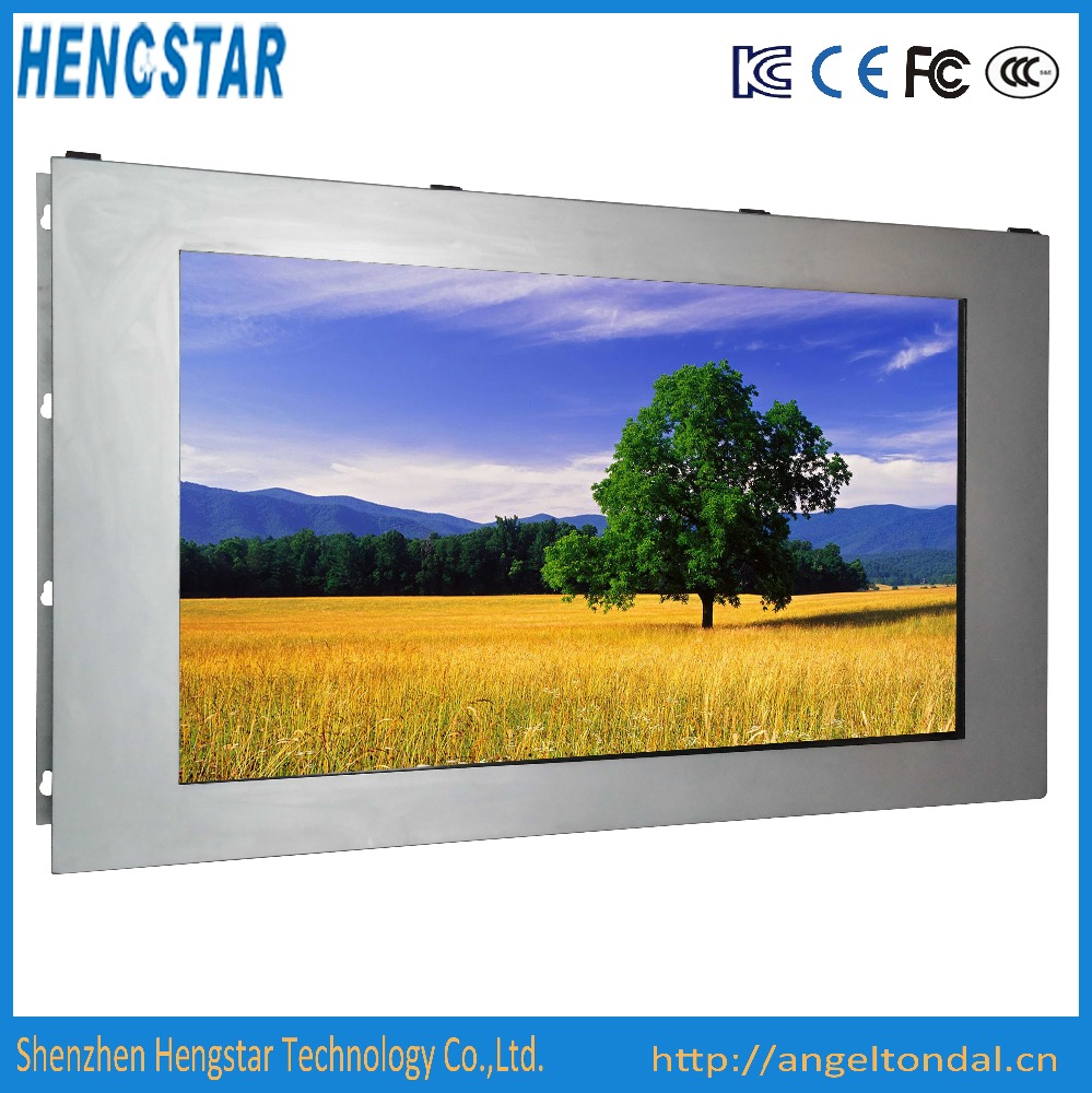 65'' LED Outdoor Advertising Player/Digital Outdoor Ad Monitor