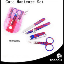 Multi-functional Beauty Care travel cosmetic manicure pedicure set