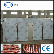 Commercial stainless steel tray dryer /preserved meat drying machine