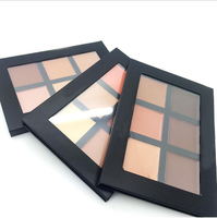6 Color Concealer Palette/Foundation Contour Cream Kit
