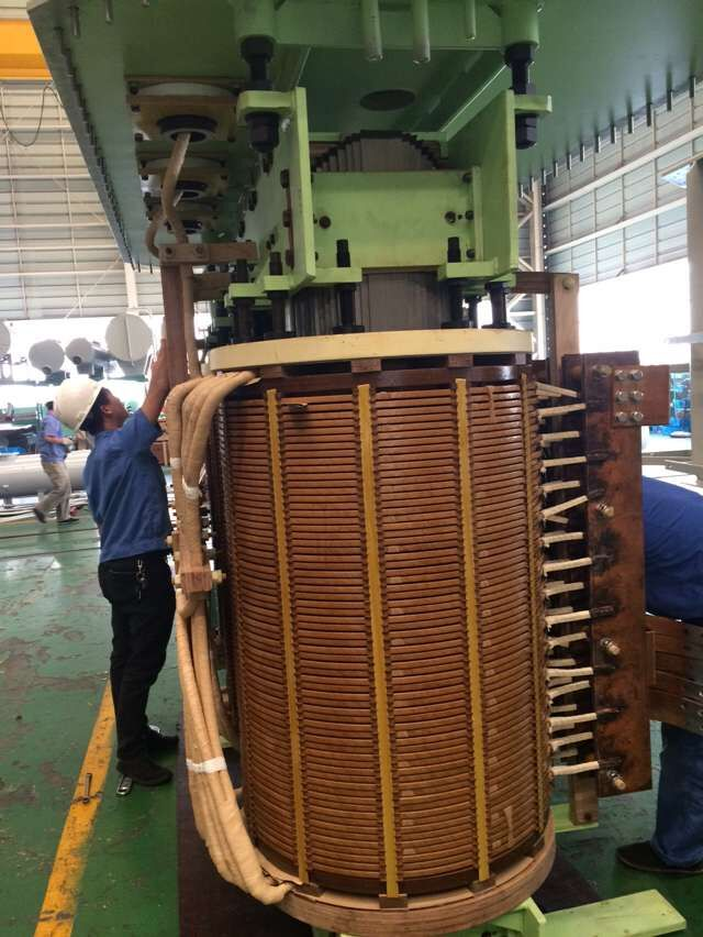 ANSI Standard Power Transformers 50mva 132kv with Copper Winding
