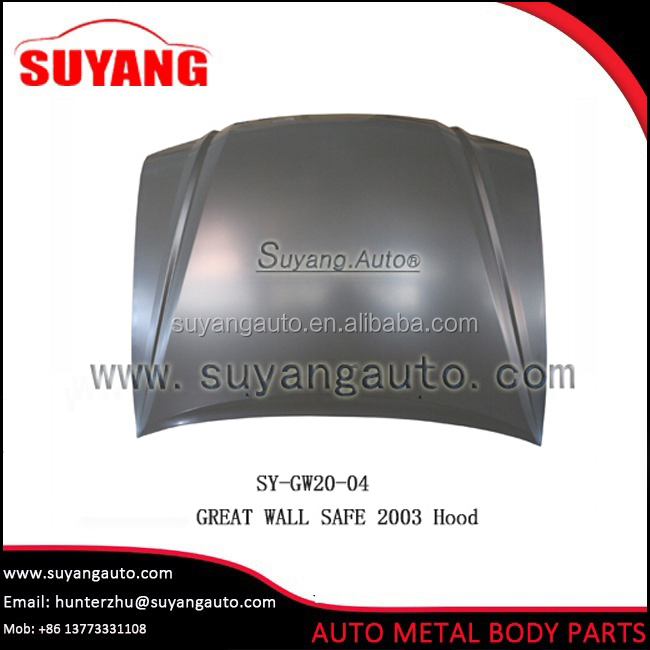 Replacing Tailgate for GWM Safe 2003 Car Body Parts