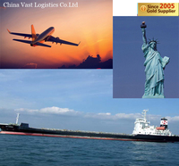 China post shipping agent rates to Usa Newark air cargo Shenzhen Shanghai Beijing sea forwarder Logistics