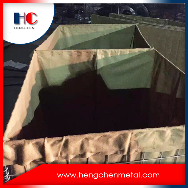 Military Sand Hesco Bastion Barrier