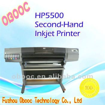 Durable Refurbished 90% new H-P 5500 Inkjet Printer