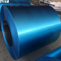 Zinc Aluzinc Color Coated Corrugated Roofing