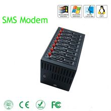 low price 8 ports sms gateway hardware for bulk sms sending
