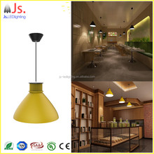 Indoor Modern led hanging light pendant lamp for restaurant, coffee, dinning room, decorative hanging light