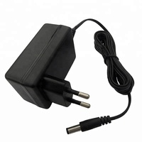 PSE UL Universal Input AC DC Power Adapter 9V 1A wall mount charger