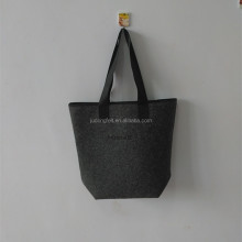 Wholesale custom China large customized handmade wool felt beach lady hand tote bag for sale