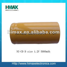 sc 1.2v 4000mah nicd rechargeable battery sc rechargeble battery 4000 mah