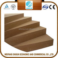 best price reliable quality high quality e1 grade hs code mdf for furniture for sale