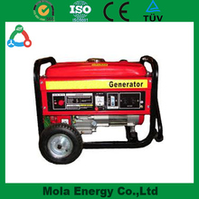 1000w solar powered generator with trailer type
