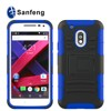 Cellular accessories wholesale TPU Skin protector cover for Motorola G4 play case