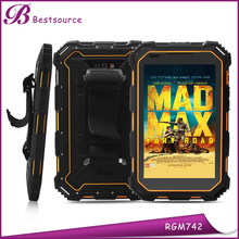 RGM742 7inch 1280*800 IPS RAM 1GB ROM 8GB Rear camera 8.0MP 3G GPS wifi ip67 NFC android cheap rugged tablet pc