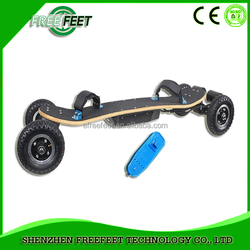New product Wireless remote control 2015 new skateboard with CE