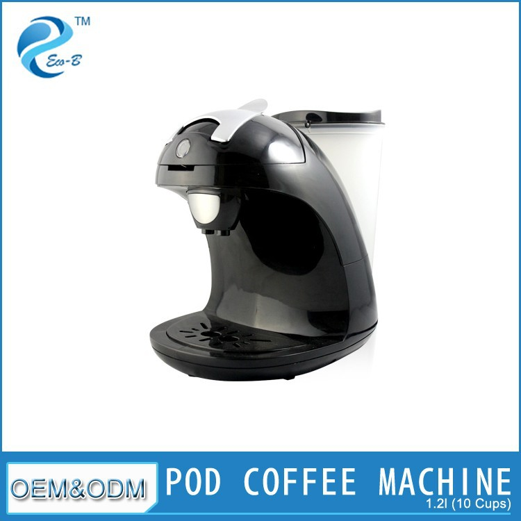 New Home Appliance 2017 2.5 Bar 60mm Pods Make Coffee Machine