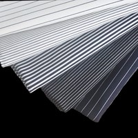 new products in china market nylon yarn polyamide spandex white stripe fabric punto roma