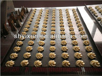 Multifunction cookies making machine