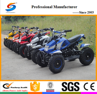 ATV-1 Hot Sell 49cc Mini ATV Quad and Mini Quad, New Design 49cc quad and 50cc gasoline atv for kids