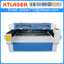 Co2 laser mixed cutting machine servo laser reci 150w chinese suppier metal non-metal