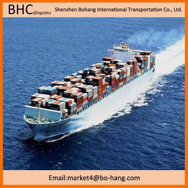 sea freight forwarder to dammam shenzhen sea freight agent