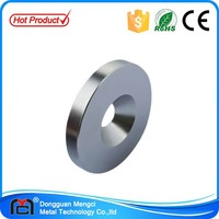 Hot sale dongguan permanent ndfeb diametrically magnetized ring magnets