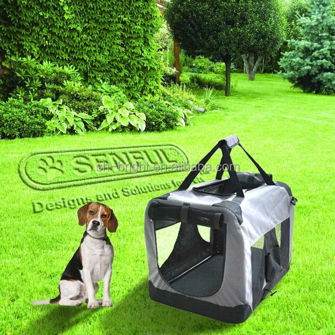 Pet Product Dog Soft Crate Collapsible